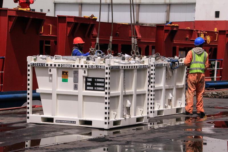 Shipping services Angola