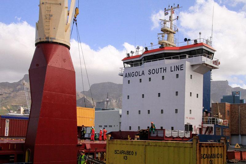 Angola South Line