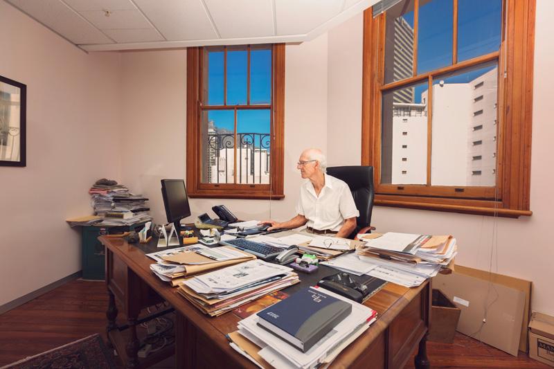 Peter Meihuizen Office